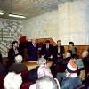 """Сустрэча з кіраўніцтвам  """"5+"""",  27.03.2004"""
