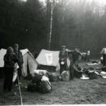 Намётавы лагер