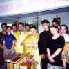 Грэка-каталіцкая капліца на вуліцы Прытыцкага ў Менску