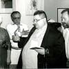 60-годдзе Ю.Хадыкі. Прамаўляе а. Ян Матусевіч. 1998.