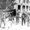 """Удзельнікі маршу """"За выжываньне"""" у Бранску"""