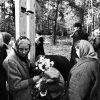 Дзяды 1993 год, аўтар фотаздымкаў Уладзімір Сапагоў (1952-2012).