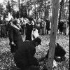 Дзяды 1993 год, аўтар фотаздымкаў Уладзімір Сапагоў (1952-2012)