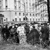 Акцыя салідарнасці з палітвязнямі Аляксеем Шыдлоўскім і Вадзімам Лабковічам, 1998 год, 24 лютага