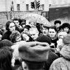24 лютага 1998 года, акцыя салідарнасці з палітвязнямі  Аляксеем Шыдлоўскім і Вадзімам Лабковічам.