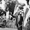 27 ліпеня 1995 года, Мінск, фота Уладзіміра Сапагова