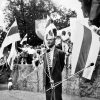 27 ліпеня 1995 года, фота Уладзіміра Сапагова (1952-2012)
