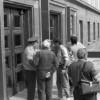 Каля будынку ЦК КПБ