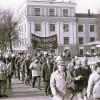 Марш-пратэст гарнякоў Салігорска