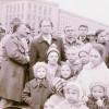 Мітынг БНФ, гарнякоў Салігорска і Мінскіх рабочых